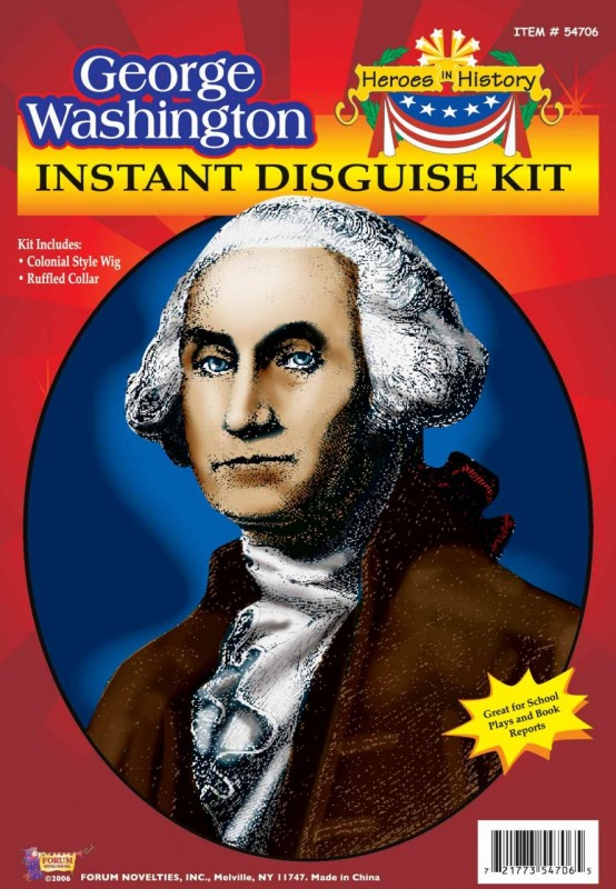 Washington History Kit