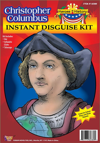 Columbus History Kit