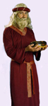 Burgundy Wiseman