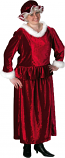Mrs. Claus - Velveteen