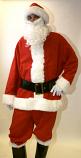 Deluxe Run or Crawl Santa Suit