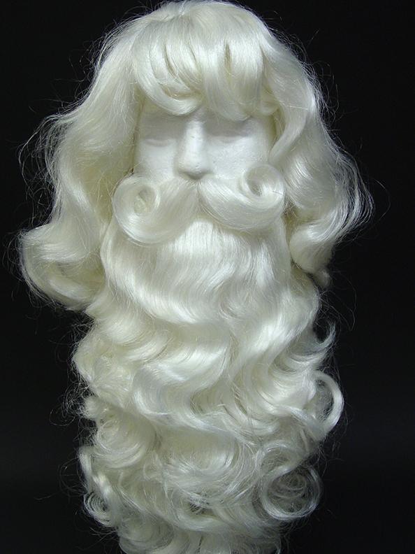 Replacement Mustache For High-end Kanekalon Beard Sets