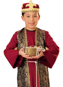 Gaspar - Child Biblical Costume