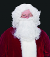 Santa Wig, Beard & Mustache -Novelty